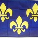 Fleur-de-Lis - 3'x5' Polyester Flag