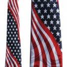 USA Necktie (Wavy)