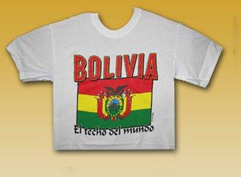 Bolivia International T-Shirt (XL)