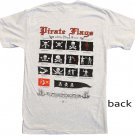 Pirate Flags Cotton T-Shirt (M)