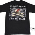 Dead Men Tell No Tales Cotton T-Shirt (XXL)