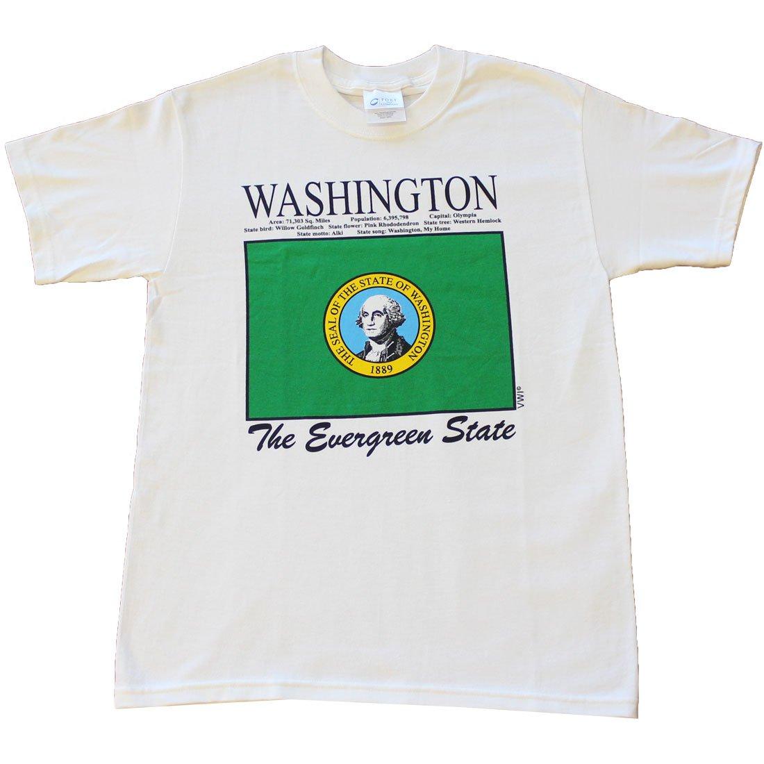 Washington State T-Shirt (M)