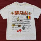 Belgium Definition T-Shirt (XL)