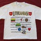 Lithuania Definition T-Shirt (L)