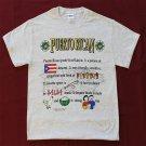 Puerto Rico Definition T-Shirt (S)