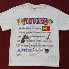 Portugal Definition T-Shirt (L)