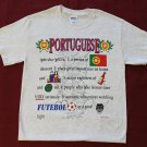 Portugal Definition T-Shirt (XL)