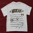Mexico Definition T-Shirt (S)