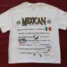 Mexico Definition T-Shirt (M)