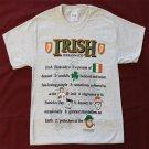 Ireland Definition T-Shirt (S)