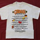 Germany Definition T-Shirt (S)