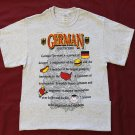 Germany Definition T-Shirt (M)