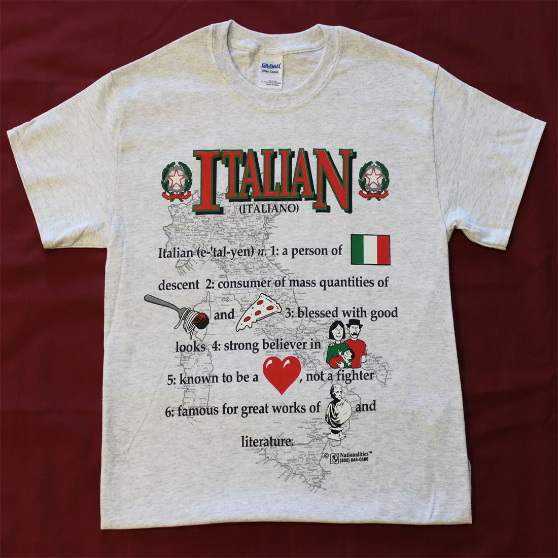 Italy Definition T-Shirt (S)