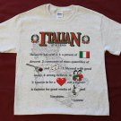 Italy Definition T-Shirt (M)