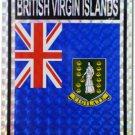 British Virgin Islands Reflective Decal