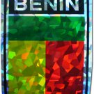 Benin Reflective Decal