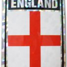 England (St. George) Reflective Decal