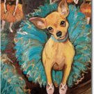 "Chihuahua (Dogas) - 12.5""""x18"""" Garden Banner"
