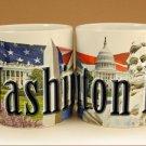 Washington DC (district of columbia) Coffee Mug