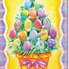 Egg Stack Toland Art Banner