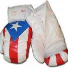 Puerto Rico - 16 oz. Boxing Gloves