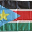"""South Sudan - 12""""""""X18"""""""" Nylon Flag"""