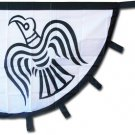 Raven - 3'X4' Polyester Flag