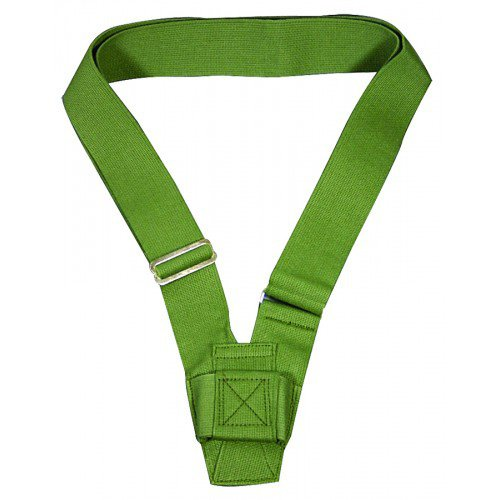 Web Carrying Belt - Single Strap (Olive)