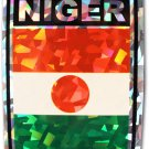 Niger Reflective Decal