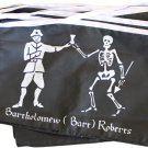 25' Pirate String Banner (Historic)