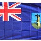 Montserrat - 3'X5' Polyester Flag