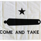 Come and Take It - 2'x3' Cotton Flag