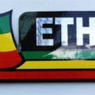 Ethiopia Bumper Sticker (Star)