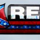 Confederate Bumper Sticker