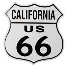 Route 66 Highway Shield - California