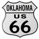 Route 66 Highway Shield - Oklahoma