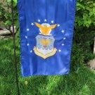 """Air Force - 12""""""""x18"""""""" Garden Banner"""