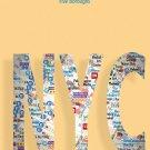New York City - Laminated Borch US City Map