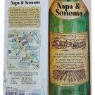 Napa and Sonoma (California) - MapEasy Guidemap