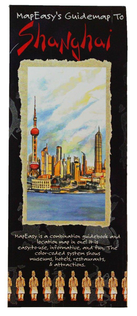 Shanghai - MapEasy Guidemap