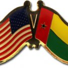 Guinea-Bissau Friendship Pin
