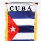 Cuba Window Hanging Flag