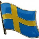 Sweden Flag Lapel Pin