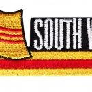South Vietnam Cut-Out Patch