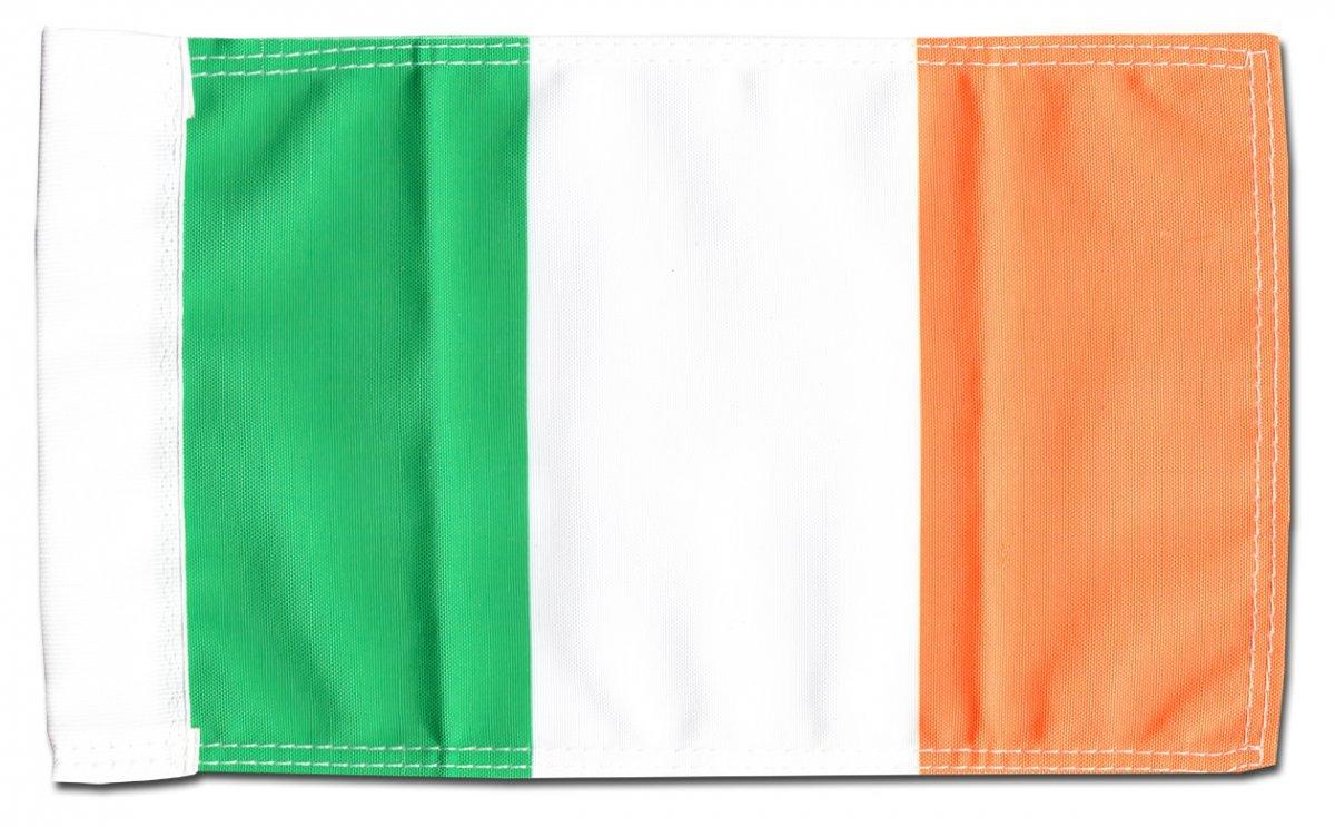 Ireland Motorcycle Flag