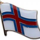 Faroe Islands Lapel Pin