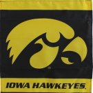 "University of Iowa  - 13""x18"" 2-Sided Garden Banner"