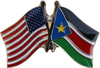 South Sudan, Republic of Friendship Pin