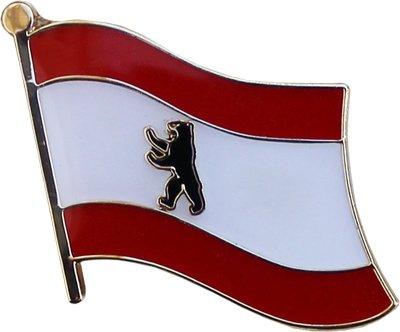 Berlin Flag Lapel Pin