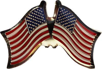 USA Friendship Lapel Pin